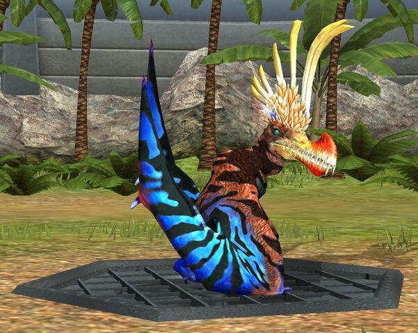 File:Fully Evolved Tropeognathus.jpg