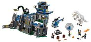 LEGO IRex set
