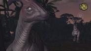RexyChasesParasaur