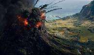 Éruption du Mont Sibo