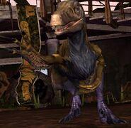 Pyroraptor Lvl. 20