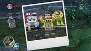 LEGO Jurassic World JP1 Dennis Nedry & Dilophosaur Photo MlWA77xSe9QqkhvCnT