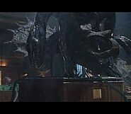 Dead indoraptor