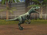 Velociraptor Gen 2 x