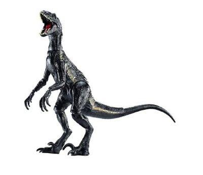 Articulated Indoraptor toy