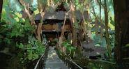 Camp Cretaceous Lodge Concept Art 13