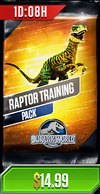 Raptor Training Pack