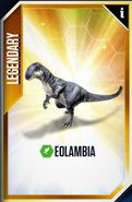 Eolambia Card (no percentage)