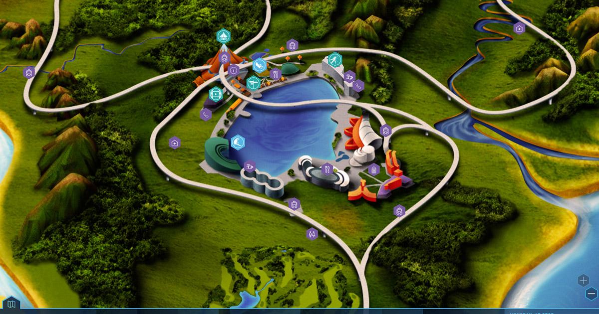Image jurassic world park map shareg jurassic park wiki jurassic world park map shareg gumiabroncs Images
