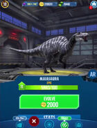 Maiasaura alive