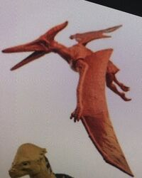 Mattel Pteranodon new sculpt
