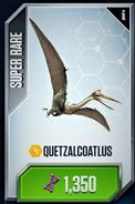 Quetzal Card