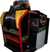 The Lost World: Jurassic Park (arcade game)