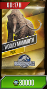 Wooly Mammoth Special Pack