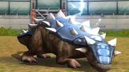 Ankylosaurus battle evolution 3