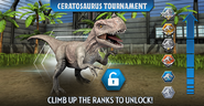 Ceratosaurus Tournament FB News