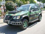 Mercedez-Benz clase M