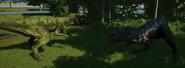 Indominus canouflage JWE