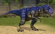 Level 40 Majungasaurus