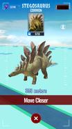 Stegosaurus Map