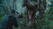 Indominus Rex Angriff