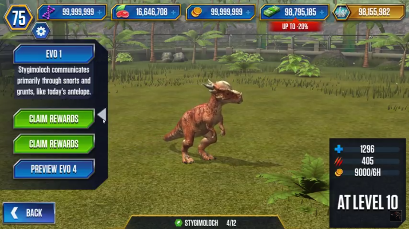 Stygimoloch/JW: TG | Jurassic Park wiki | FANDOM powered by