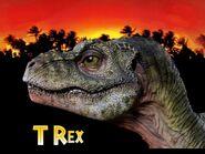 Baby T Rex by DsKoRn
