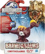 Brawlasaurs corythosaurus boxed