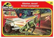 DilophosaurusCollector Card