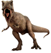 Jurassic world tyrannosaurus rex v4 by sonichedgehog2-d8xsesy