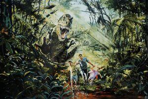 Movie-art-rex-attacks-jurassic-park