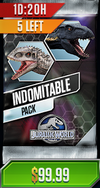 Indomitable Pack