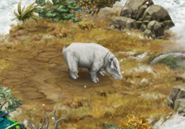 Uintatherium level1