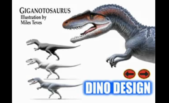 File:Gigantosaurus in the Raptors gallery for TLW-JP for PS1.png