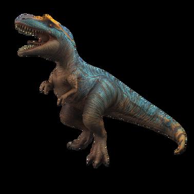 JWA PressKit Gorgosaurus