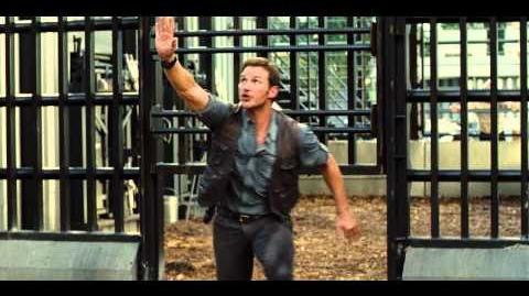 JURASSIC WORLD - Clip 1