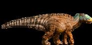 Jurassic world edmontosaurus by sonichedgehog2-d8jnwug