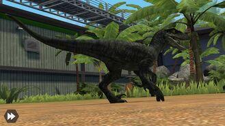 Jurassic world the game delta by sonichedgehog2-dam48vn
