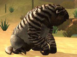 Megatherium-40