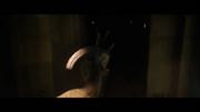 Parasaur escaping