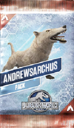 Andrewsarchus Pack