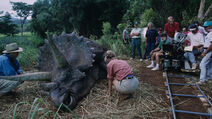 Jurassic Park BTS (14)