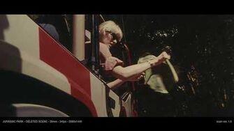 Jurassic Park Deleted Shot - 35mm