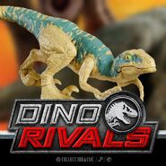 Dino Rivals Attack Pack Echo