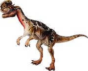 JP Dilophosaurus render