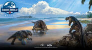 Jwa JurassicWorldAlive Wallpaper 14 desktop