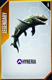 Hyneria Card