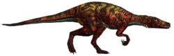 Herrerasaurus use
