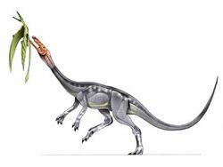 Jurassic Park Institute Elaphrosaurus