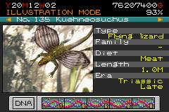 135 - kuehneosuchus